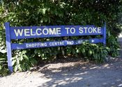 Main thumb stoke 2c welcome sign